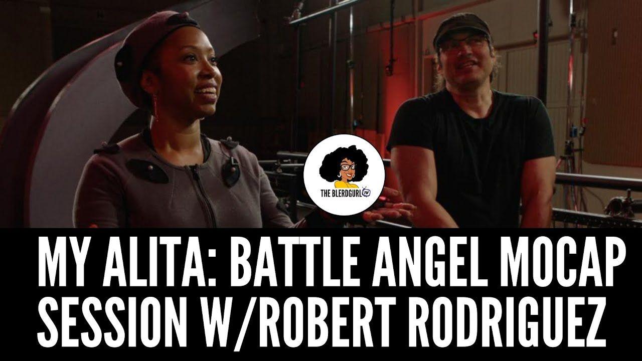 Alita Battle Angel Performance Capture Session With Robert Rodriguez At Weta Digital Youtube Performance Capture Robert Rodriguez Motion Capture