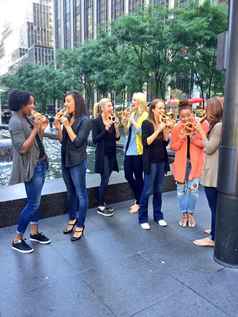 How to Eat Like A Rockette When You\'re in NYC | We ❤ NYC | Pinterest