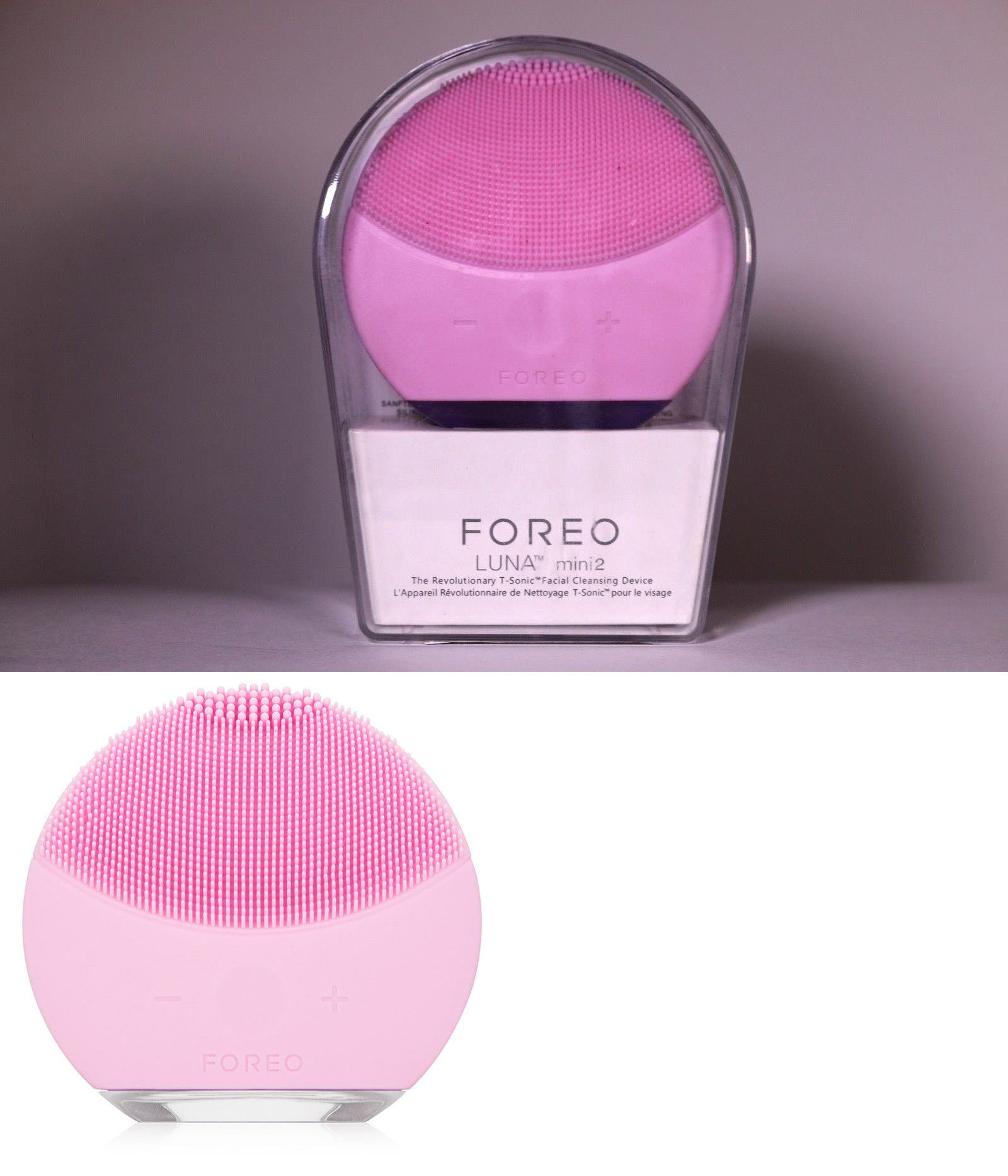 Foreo Luna Mini 2 T Sonic Facial Cleansing Device Pink Home Skin Care Devices 177767 Buy It Now Only 2499 On Ebay