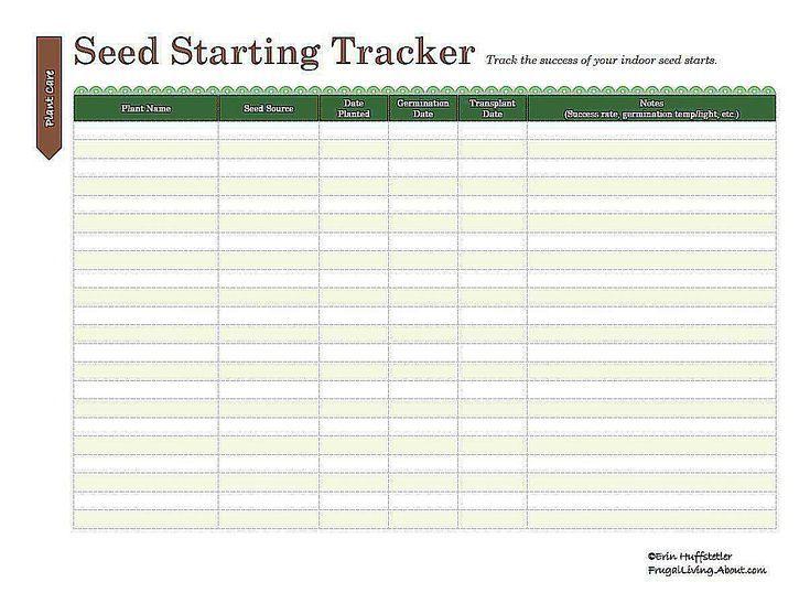 Printable Garden Notebook Sheets   Garden notebook, Free ...