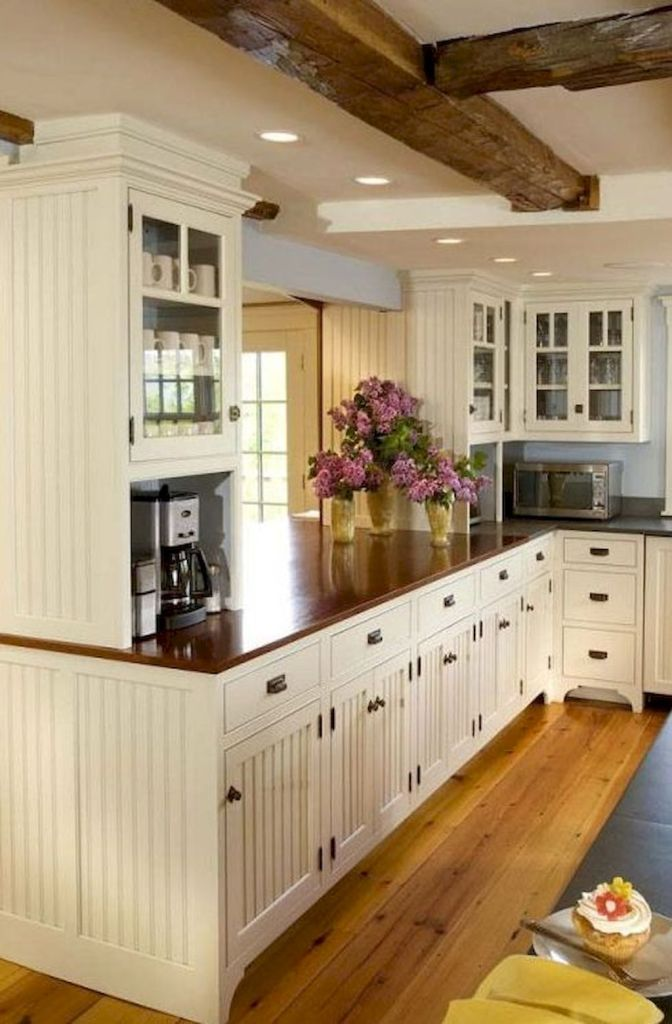 50 awezome farmhouse kitchen cabinet makeover design ideas kitchen farmhouse kitchen on kitchen cabinets farmhouse style id=77764