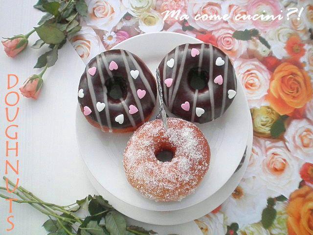 blog di cucina, ricette dolci, ricette salate | doughnuts,fritters ... - Blog Di Cucina Dolci