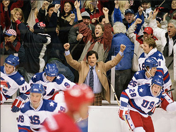 15 Hockey Movies Every Serious Fan Must See Sports Movie Patriotic Movies Movie Bloopers