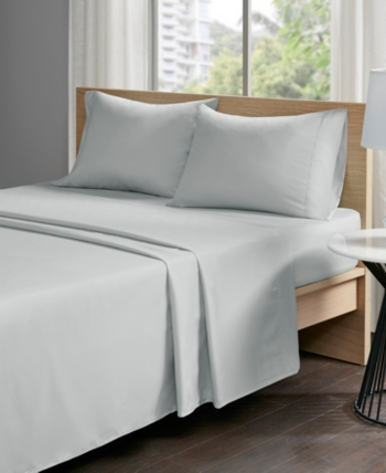 Sleep Philosophy Copper Touch Copper Infused 4 Pc Full Sheet Set