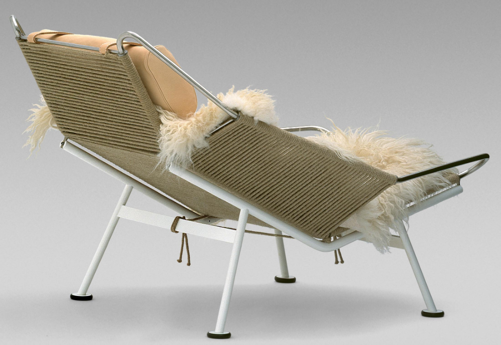 Flag Halyard Chair Google Search In 2020 Modern Sofa Living Room Wegner Chair