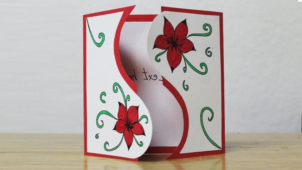 Check Collections Of Simple Birthday Card Making At Home In 2021 Card Making Birthday Simple Birthday Cards Birthday Card Template