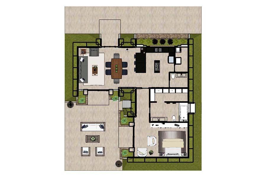 Terranova 1 Br Green Magic Homes Green Magic Homes Passive Solar Design Green Magic
