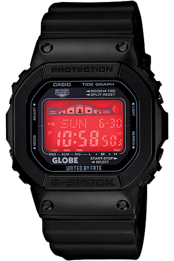 G-Shock Limited Edition Globe X #GShock #watch @GSHOCK_OFFICIAL