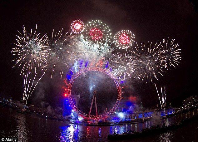 Tourists Pick London As Top Destination For New Year S Eve Break Top Destinations Visit London Tourist