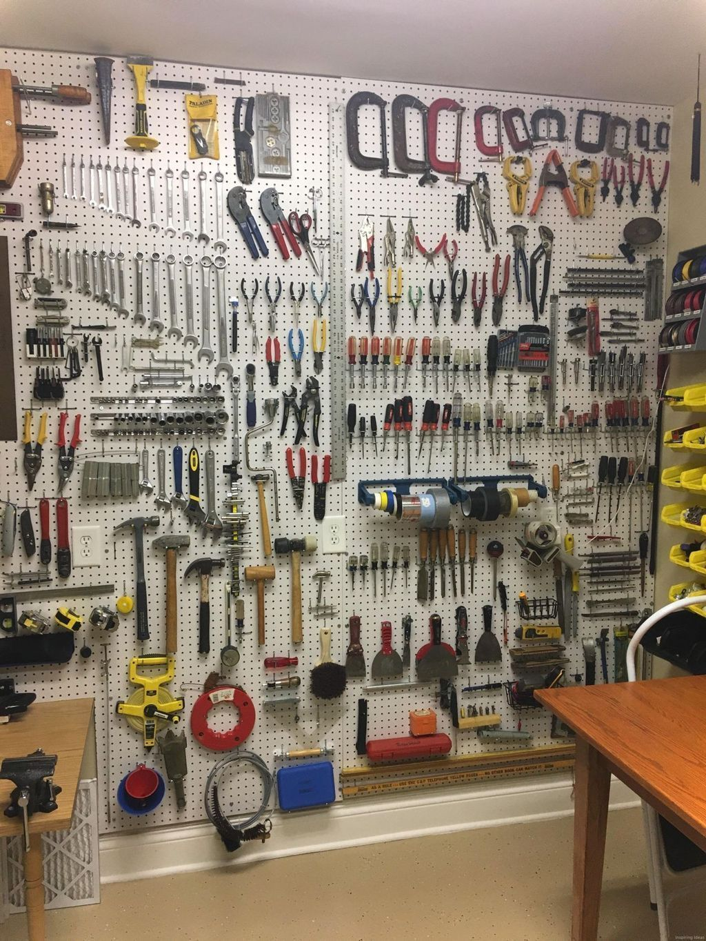 47 Brilliant Tool Garage Organization Storage Ideas We Need Pins