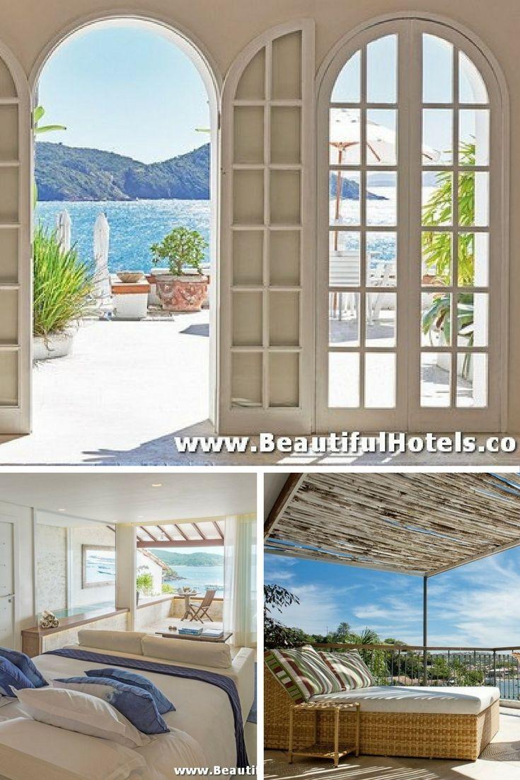 Casas Brancas Boutique Hotel & Spa (Búzios, Brazil