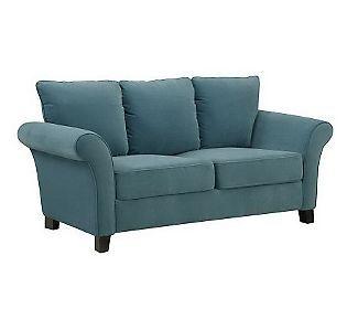 Handy Living Milan Flared Arm Sofa
