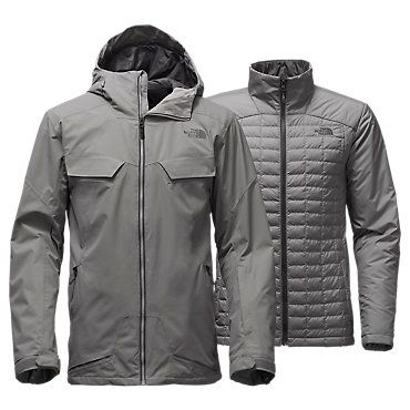 f1605512af The North Face Men s Initiator THERMOBALL Triclimate Hooded Jacket ...