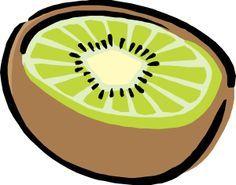 Dibujos De Kiwi Para Imprimir Imagenes Y Dibujos Para Imprimir Fruit Illustration Fruits Drawing Colorful Drawings