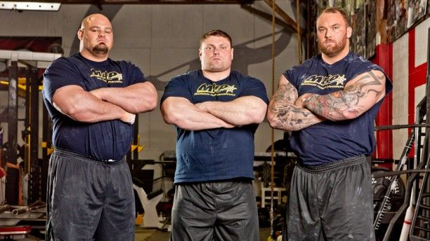 Brian Shaw Wins 2015 World S Strongest Man Title With Images