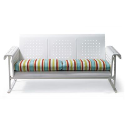 Retro Sofa Glider Cushion | Patio dreaming | Retro sofa, Glider ...