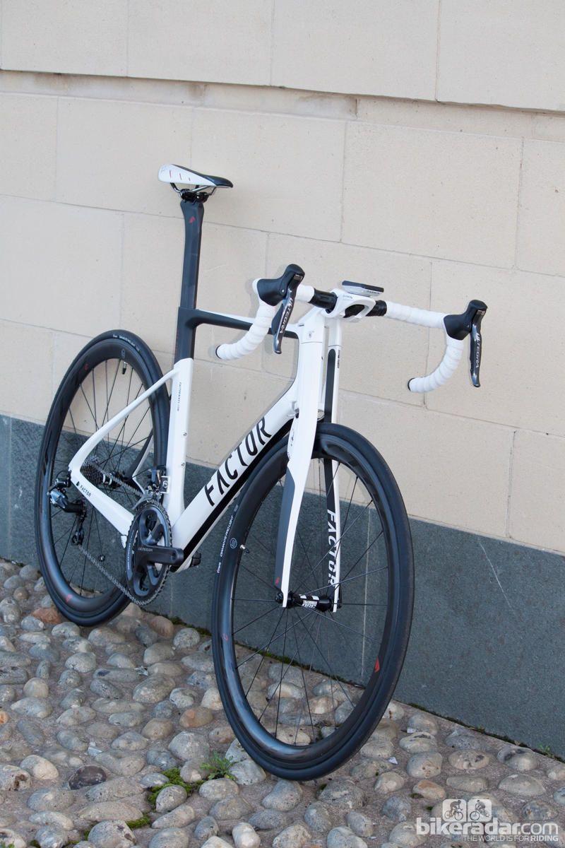 Factor Vis Vires Ultegra Di2 First Look Classic Road Bike