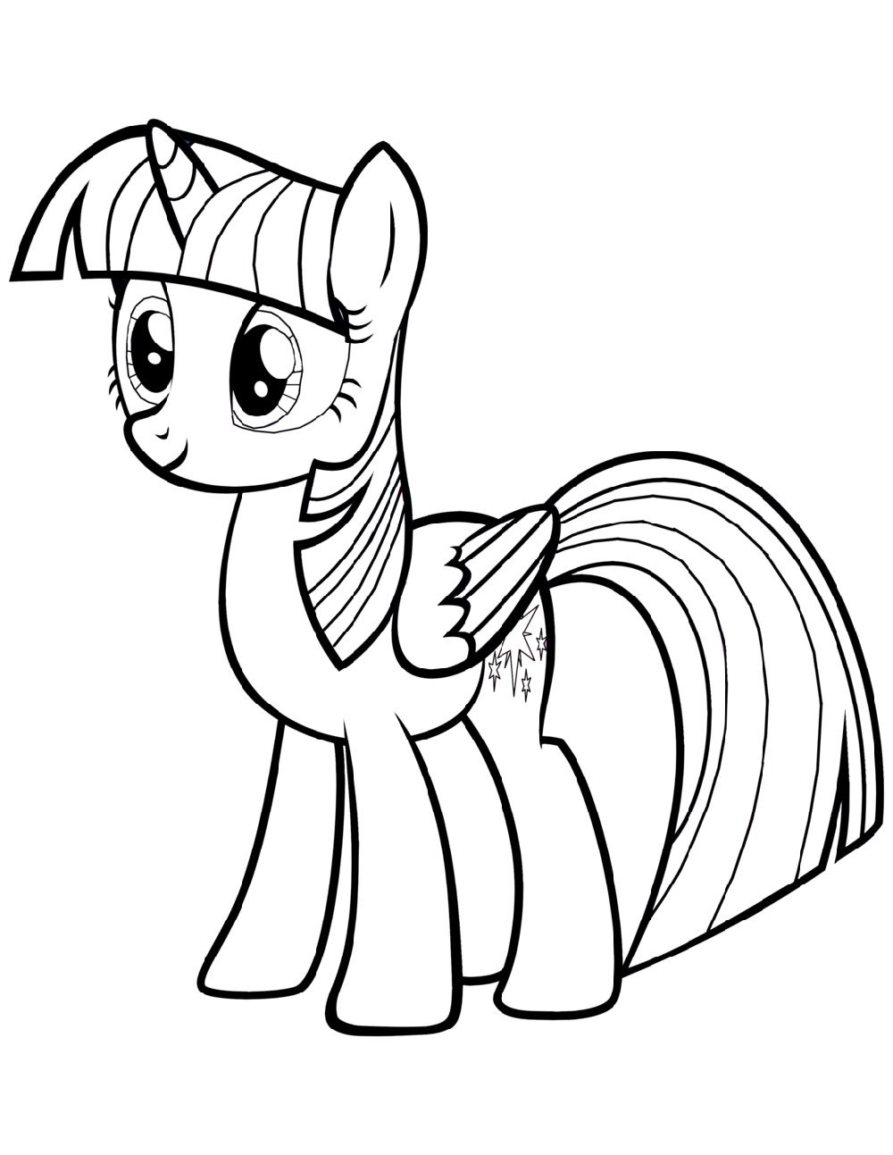My Little Pony Coloring Pages My Little Pony Coloring Coloring