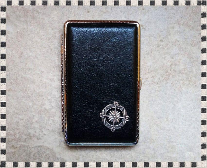 Pin On Cigarette Case