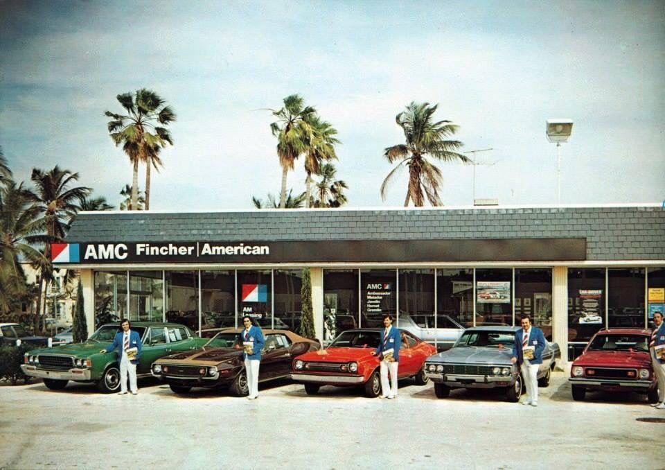 Pin by Andrij T on Car Dealer Signs Amc, American motors