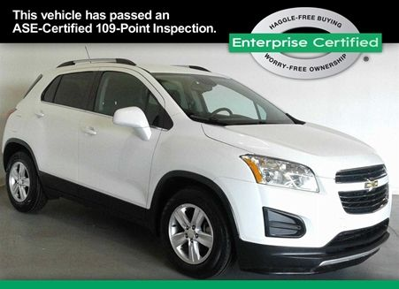 Used 2016 Chevrolet Trax Essington Pa Certified Used Trax For