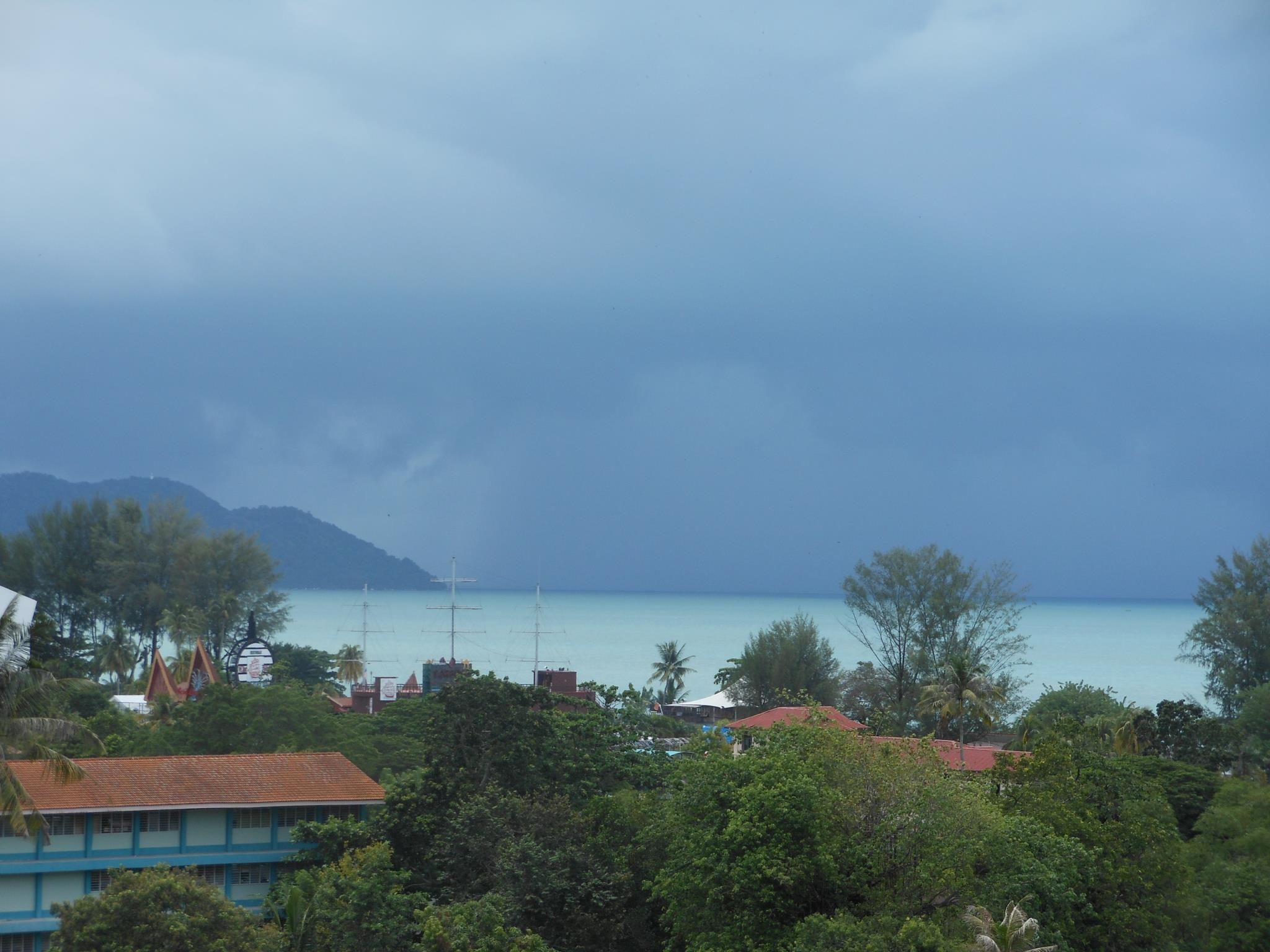The Perfect Storm In Penang