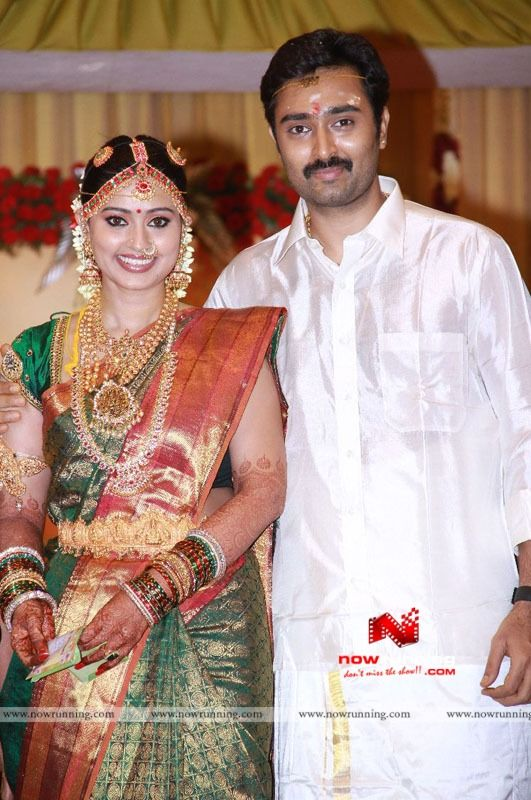 Sneha And Prasanna Wedding Reception More At