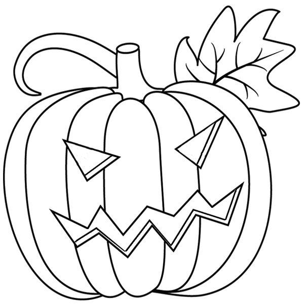 Раскраски - тыквы на Хэллоуин | Раскраски, Хэллоуин, Тыквы