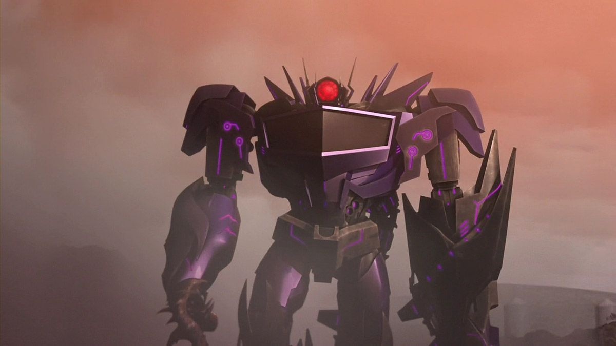 Transformers Prime Beast Hunters S03 E05 Project Predacon Shockwave
