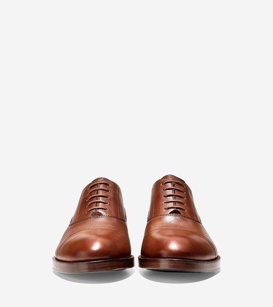 Harrison Grand Cap Toe Oxford | Clothes