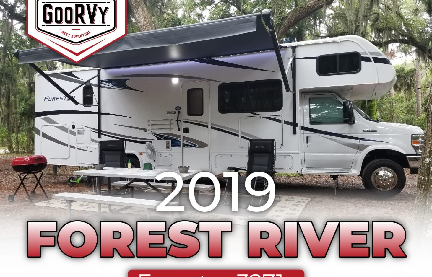 2019 forest river rv forester 3271s ford rv rental in