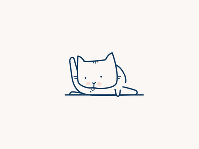 Wut Cat Illustration Cat Icon Cat Doodle