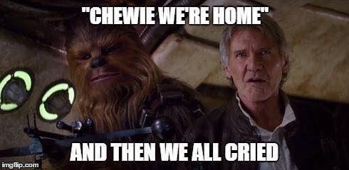Monday Memes  Star Wars Episode VII NoGuilt Life  Monday Memes  Star Wars Episode VII  My NoGuilt Life  My NoGuilt Life