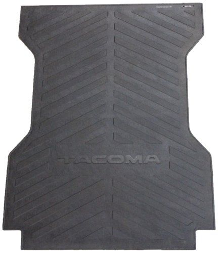 Genuine Toyota Accessories Pt58035050lb Bed Mat For Select