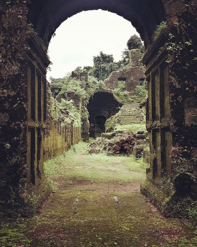 Best Places To Visit In Goa Lonely Planet: St Augustine Tower And Ruins, Old Goa India
