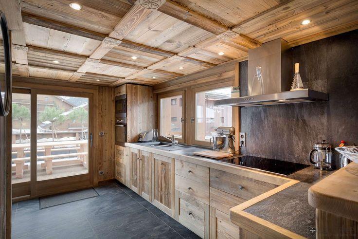 Location de Chalet de luxe à Méribel - Chalet de la Renarde… http ...