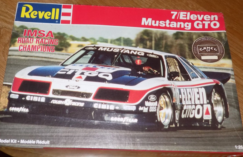 Nascar Mustang Model Kits