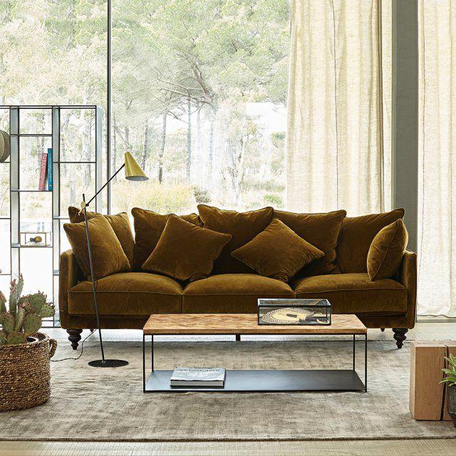 du velours pour un int rieur tout doux z des 2 canape. Black Bedroom Furniture Sets. Home Design Ideas