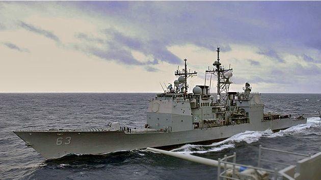 Primer enfrentamiento EE.UU.-China en el mar de China Meridional – RT