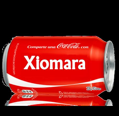 """Nombres en Imagen: Coca cola con """" X """""""