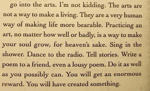 """""""So it goes."""" - Vonnegut"""