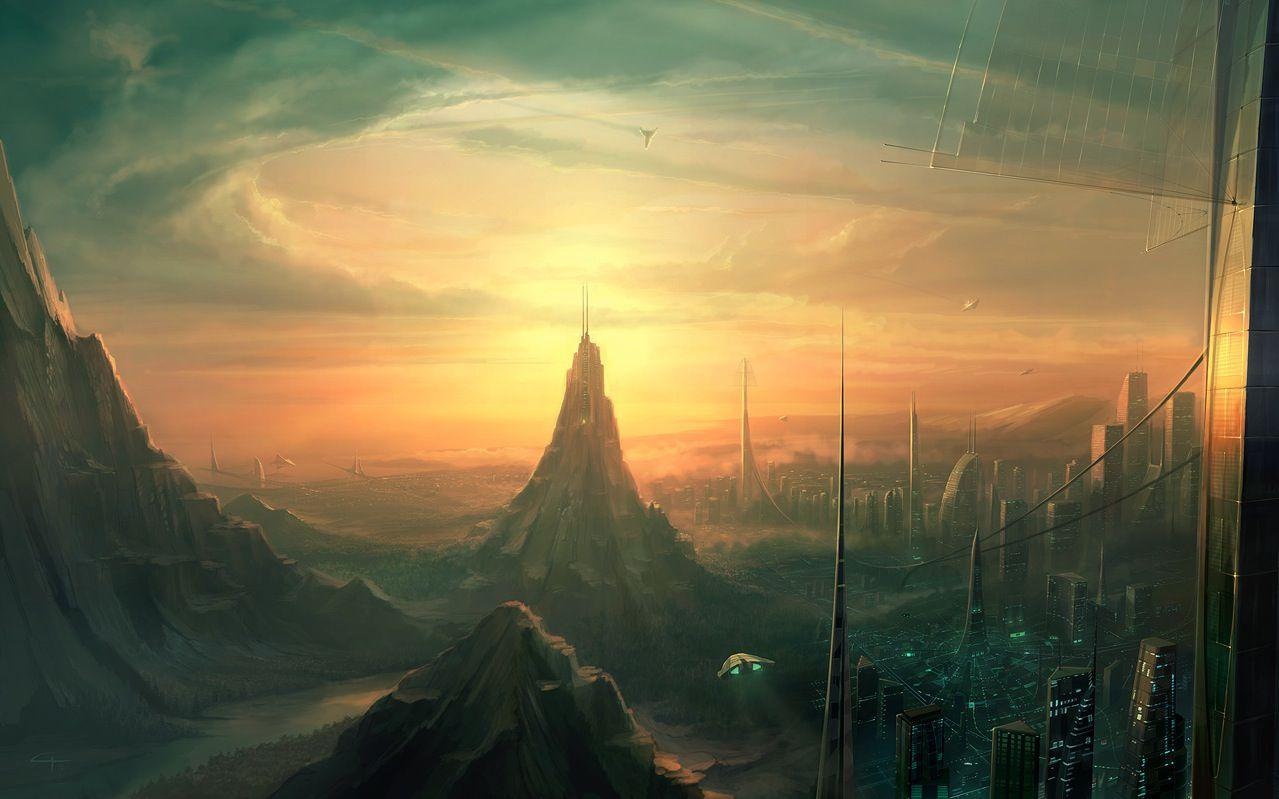 orUdjaC.jpg (1279×799) | Fantasy & Sci-Fi Art | Pinterest | Sci fi ...