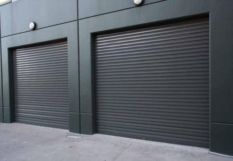 Secure Roller Shutter Interior Designing Trends Garage