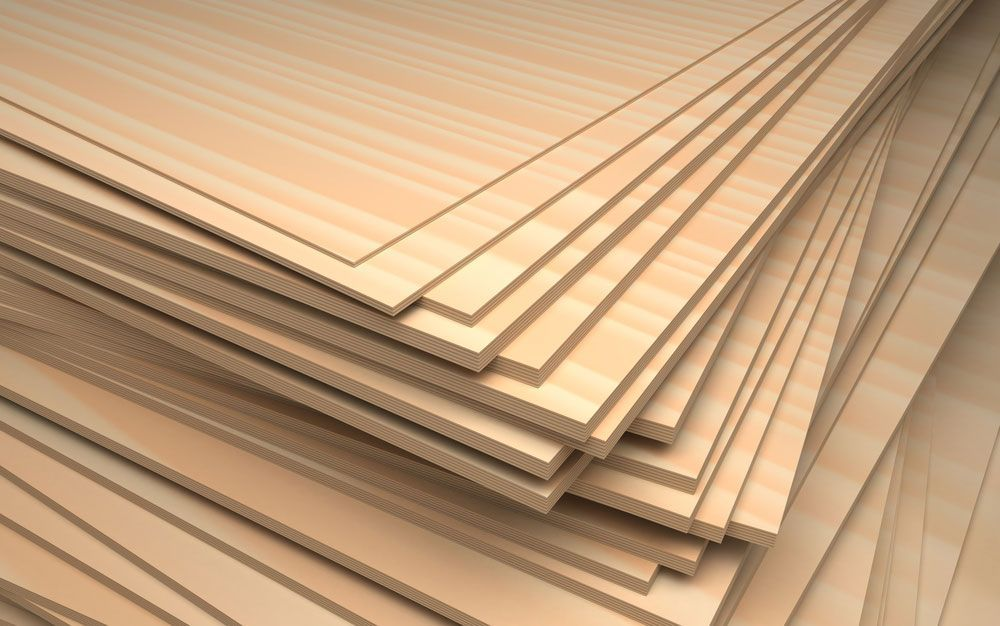 Plywood Is One Of The Most Widely Used Woodworking Materials There Is It Has Gained Its Recognitio Types Of Plywood Woodworking Materials Plywood Manufacturers