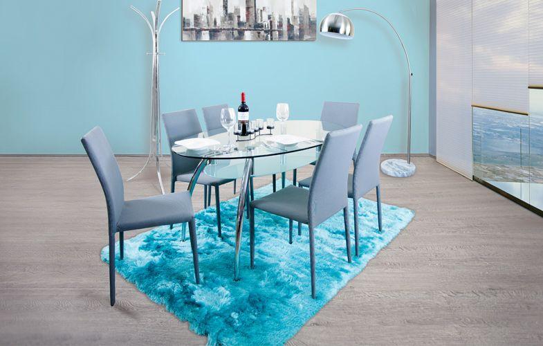 Interim bel muebles y decoraci n comedores interim bel for Comedores para el hogar
