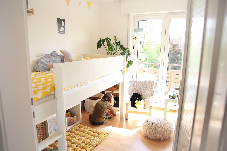Interior // Life with kids Kinderzimmer Room Tour