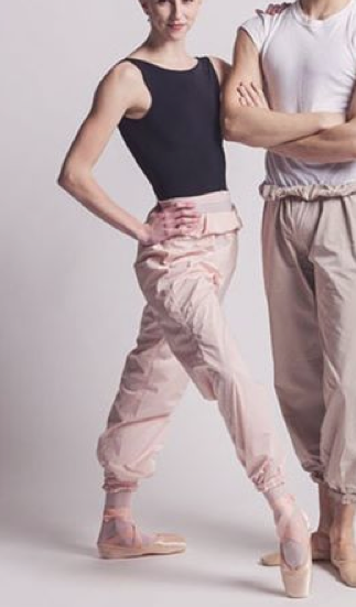 f6015eed17ff Ballet warm-up pants.