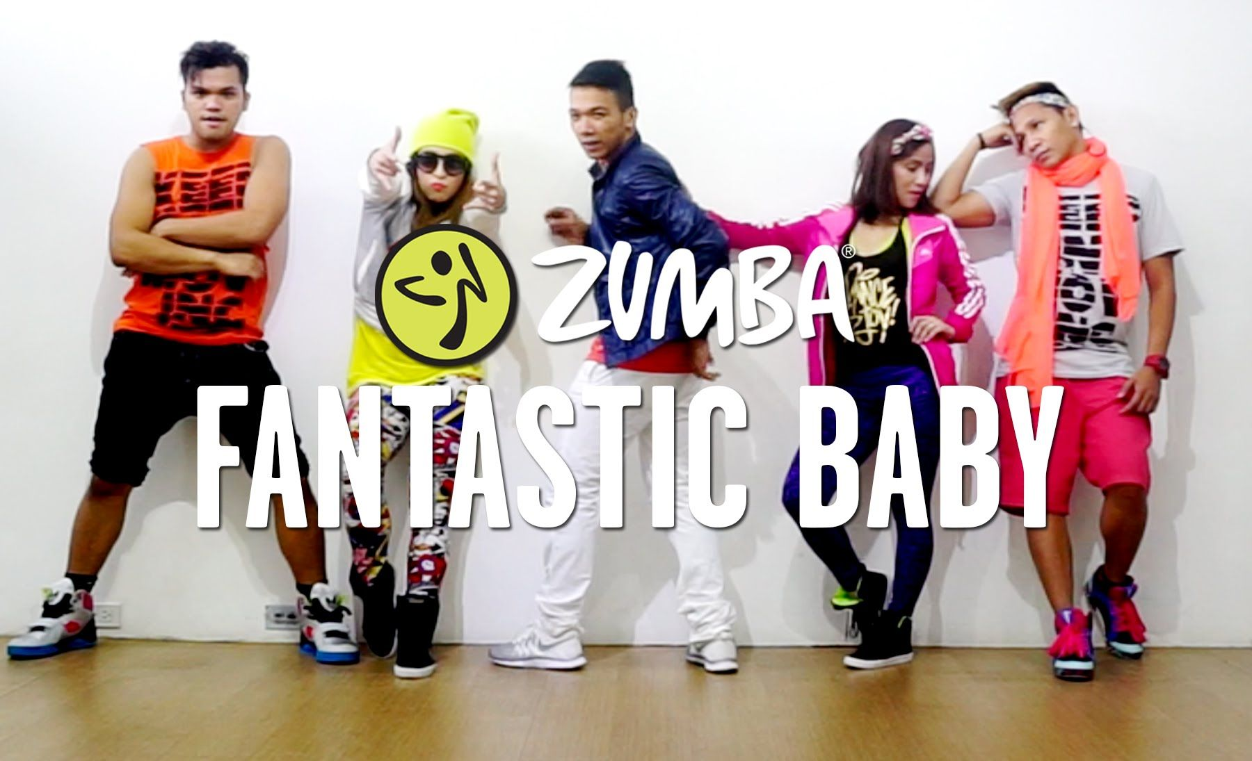 Fantastic Baby by BIGBANG | Zumba® Fitness | Live Love Party