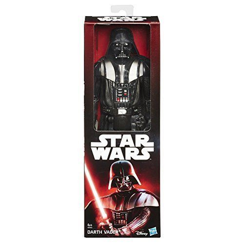 Star Wars Revenge Of The Sith Darth Vader 12 Inch Action Figure New In Box Hasbro Darth Vader Darth Vader Action Figure Star Wars Darth