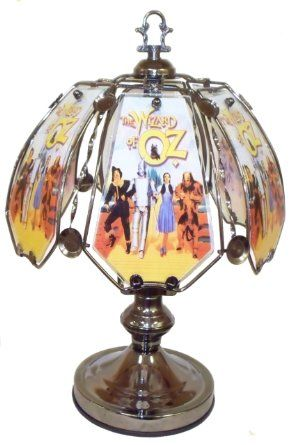 Wizard Of Oz Small Touch Lamp Table Lamps Amazon Com Touch Lamp Lamp Cool Floor Lamps